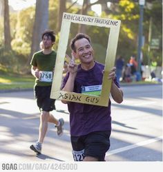 Ridiculously Photogenic... Asian Guy?