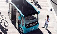 future, e-driving, Rinspeed, electric cars, electric vehicles, concept car, Geneva auto show, concept vehicle, Rinspeed, microMAX, future transport, futuristic