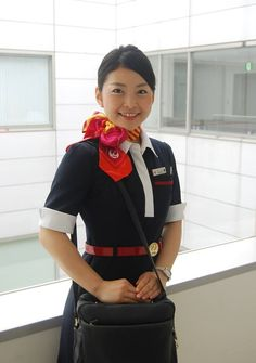 Japan Aiirlines Cabin Crew