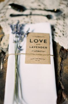 Seed envelopes by Magpie Paper Works. Photography by Feather & Stone.