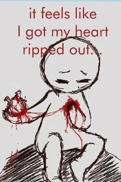 """My heart is broken and shattered into a million pieces. Im hurting and ready to numb myself away from the world again"". Broken Heart Drawings, Broken Heart Quotes, Broken Heart Pictures, Broken Heart Art, I'm Broken, Arte Emo, Shattered Heart, Sad Drawings, Sad Art"