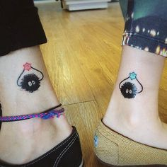 23 Best Friend Tattoos That You'll Actually Want To Get. - http://www.lifebuzz.com/bf-tattoos/