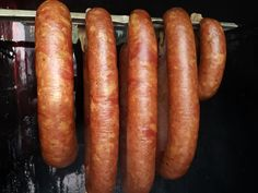 Kielbasa Sausage, Smokehouse, Polish Recipes, Smoking Meat, Hot Dogs, Ethnic Recipes, Blog, Hungarian Recipes, Roast
