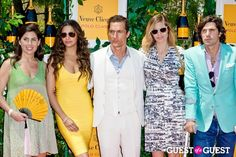Last Night's Parties: Matthew McConaughey Hosts The 2013 Veuve Clicquot Polo Classic, SJP Honors Students At The Scholastic Art & Writing Awards, And More!