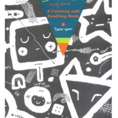 Doodles: A Really Giant Coloring and Doodling Book will inspire girls to color, draw, and create! With over 380 pages, it's perfect for the growing artist!