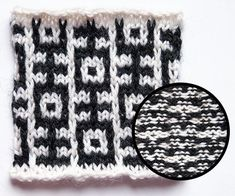 """Give Them the Slip: In Defense of Mosaic Knitting,"" an article from Twist Collective."