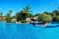 Westin Playa Conchal pool, Guanacaste Liberia, Costa Rica