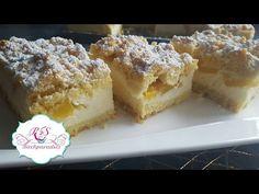 Joghurt-Pfirsich-Kuchen / Yogurtlu-Seftalili- Pasta - YouTube