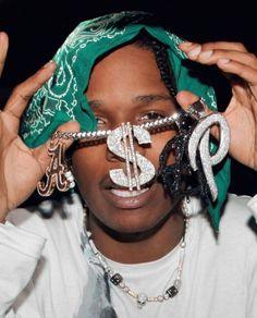 Rapper Wallpaper Iphone, Rap Wallpaper, Asap Rocky Wallpaper, Lord Pretty Flacko, Bozo, Arte Hip Hop, Music Aesthetic, Artist Aesthetic, Tyler The Creator