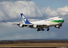 Boeing 747-481F/SCD aircraft picture