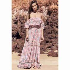 Adriana Off Shoulder Dress Off The Shoulder, Shoulder Dress, Bohemian Style Dresses, Looking Stunning, Fashion, Moda, Fashion Styles, Fasion