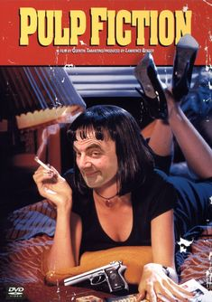This is what it would look like if the lead roles of famous movies were played by Mr. Bean #funny #funnypictures #humor #mrBean #photoshop #movieposters #bemethis