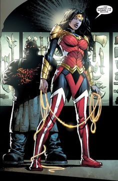 New WONDER WOMAN Costume Debuts, Plus Look At Concept Sketches | Newsarama.com