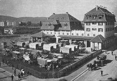 Autofuhrpark Ernastrasse 25, Zürich 1910 Paris Skyline, Travel, Past, Switzerland, City, Pictures, Viajes, Destinations, Traveling