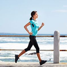 Running is all about putting one foot in front of the other. Sounds easy enough, right? But if your running form is off, then you'll likely end up with aches, strains, and injuries that could keep you from lacing up your trainers at all. Make sure to
