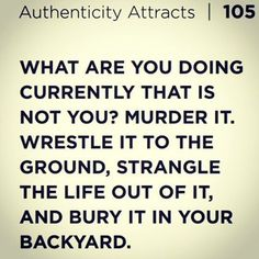 'People Over Profit'-Dale Partridge chapter 8: Authenticity Attracts. Be who you were born to be. #PeopleOverProfit #AuthenticityAttracts #authentic #attracts #people #peopleequalprofit #beyourself #dalepartridge