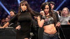 Layla El-Aj Lee-WWE