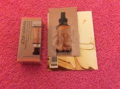 Josie Maean Argan Infinity Lip And Cheek Creamy Oil Samples New 5ml + 1ml