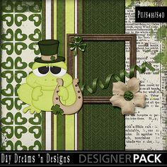 Day Dreams 'n Designs: My Memories Blog Train Freebie!