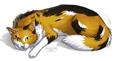 Warriors Cats - Sorretail by Cat-Patrisiya.deviantart.com on @DeviantArt