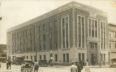 Minot, North Dakota, First National Bank