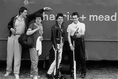 THE CURE Rettel Festival (France) 16.04.1980