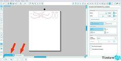 Tintenelfe.de - Tintenelfes Blog - Plotterliebe am Freitag - Basics verschweißen und gruppieren #silhouette #plotter #basics
