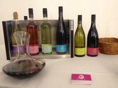 Wein von 3 Wines at WineVibes Munich 2014.