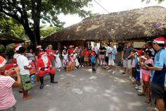 Christmas in East Timor
