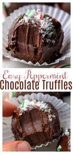 Christmas Truffles, Christmas Chocolate, Christmas Treats, Christmas Candy, Christmas Desserts, Holiday Treats, Homemade Truffles, Homemade Candies, Homemade Fudge