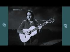 Joan Baez ~ 500 Miles  Saw this lovely singer live way back in 1967 - wonderful.