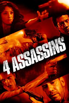 Four Assassins (2013) FULL MOVIE. Click image to watch this movie