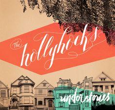 Hollyhocks Album Art on Behance