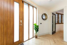 Detached House for Sale: 3 Rampart Lane Donnybrook Dublin 4 Dublin House, Hallway Inspiration, Detached House, Houses, Room, Home Decor, Homes, Bedroom, Decoration Home