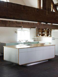 Air #Kitchen HI-MACS®