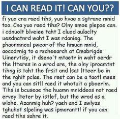 Lol. A little hard, but I could read it. I wonder if that's what it is like for demigods in the pjo series...