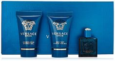 Versace Eros 3 Piece Mini Gift Set -- More info could be found at the image url.
