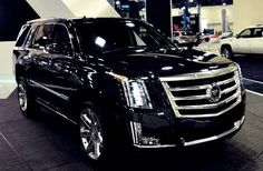 2017 Cadillac Escalade New