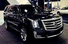 2017 Cadillac Escalade New