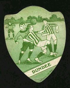 Dundee card in the 1900s.