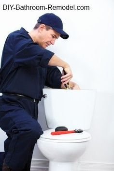 Simple Tips To Help You Deal With Bathroom Plumbing Issues - Plumbing Tips Bathroom Repair, Bathroom Plumbing, Diy Bathroom Remodel, Budget Bathroom, Bathroom Ideas, Leaking Pipe, Clogged Toilet, Plumbing Tools, Plumbing Emergency