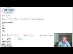 Imparfait - uitleg - YouTube
