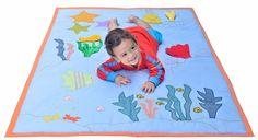 Tapete de Atividades - Gafeti Brinquedos Educativos
