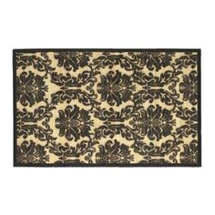 Welcome Bird Bamboo Floor Mat 3 X 5 Foot Personalize Your Home