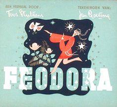 Jan Goeting (1918-1984, Dutch) Feodora, 1947