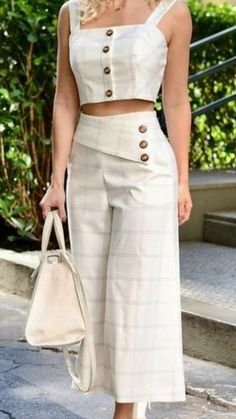 Mode Outfits, Dress Outfits, Casual Dresses, Casual Outfits, Fashion Pants, Girl Fashion, Fashion Dresses, Dope Fashion, Kurti Designs Party Wear
