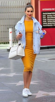 Olivia Culpo out in L.A. #bestdressed