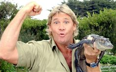 Steve Irwin -The Crocodile Hunter