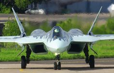 Sukhoi T-50-9 PAK-FA