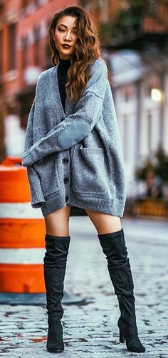 The Definite Guide to Fall Outfits 2018 Vol. Winter Layering Outfits, Cozy Winter Outfits, Winter Style, Fall Winter, Fall Outfits 2018, Cute Fall Outfits, Fall Fashion Trends, Autumn Fashion, Women's Fashion